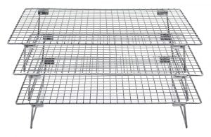Stackable Cooling Rack Three Pack